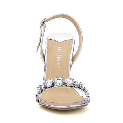 Banquete Fino Gold Alto Mujer Verano Femenina Zapatos Talón Grande Minimalista Agua Con De Oro Sandalias Perforación Pale Fine wtPBHnxfq