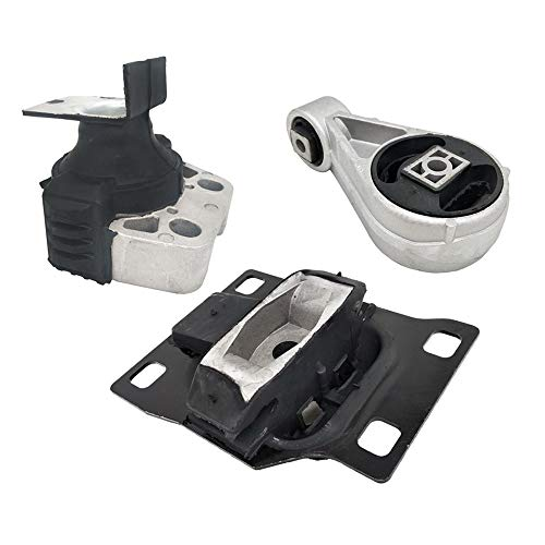 Engine Motor Mount Fits 2005-2007 Ford Focus 2.0L & 2003-2007 2.3L & 2010-2013 Transit Connect 2.3L A2939 A2986 A5312 (Motor Mounts Ford)