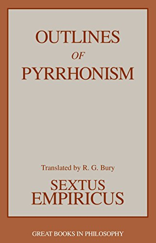Image of Outlines of Pyrrhonism