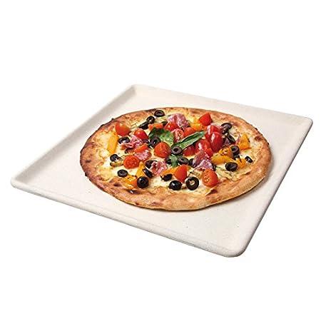 GLEM INCASSO 5GPIZ Piatto Pietra Pizza Rectangular Piedra ...