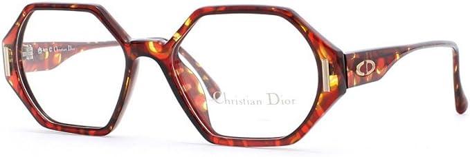 Christian Dior Damen Brillengestell Rot Rot Amazon De Bekleidung