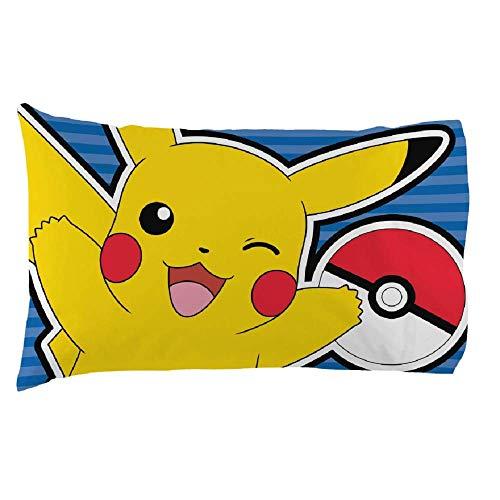 (Franco Pokemon Battle Squad Reversible Standard Pillow Case)