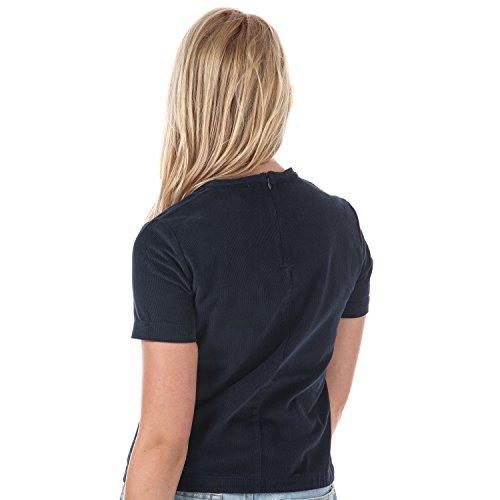de Corduroy Camiseta Originals Adidas Mujer Blue zq5IwWx7