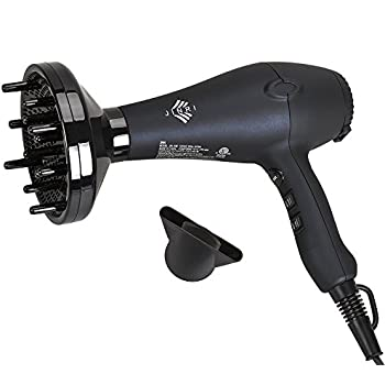 Amazon Com Kipozi 1875w Hair Dryer Nano Ionic Blow Dryer