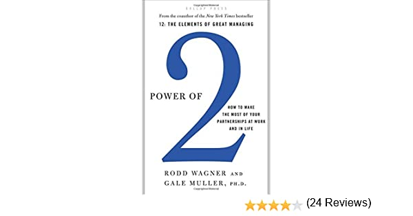 Amazon power of 2 how to make the most of your partnerships at amazon power of 2 how to make the most of your partnerships at work and in life ebook gallup kindle store fandeluxe Choice Image
