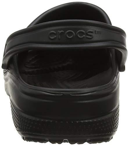 Classic Adulto Crocs Nero Zoccoli Misto dqqwTS