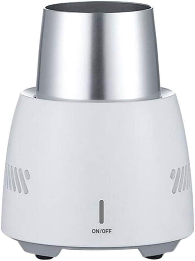 Fenteer Enfriador de Botella Eléctrico de Aluminio, 28W 12V DC