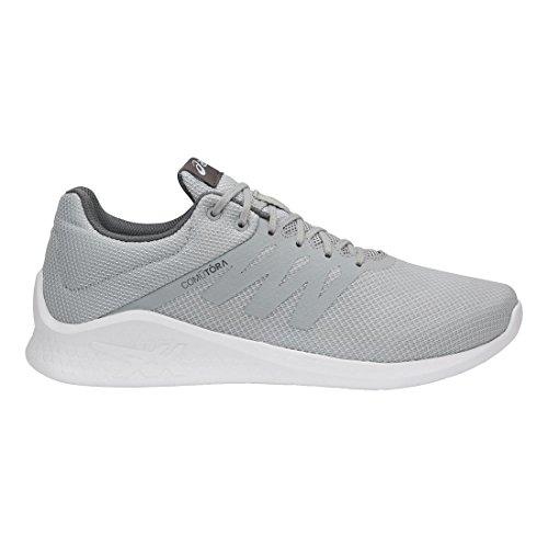 Comutora Shoe ASICS Running Carbon Grey Grey Mid Mid Men's f7STSRw