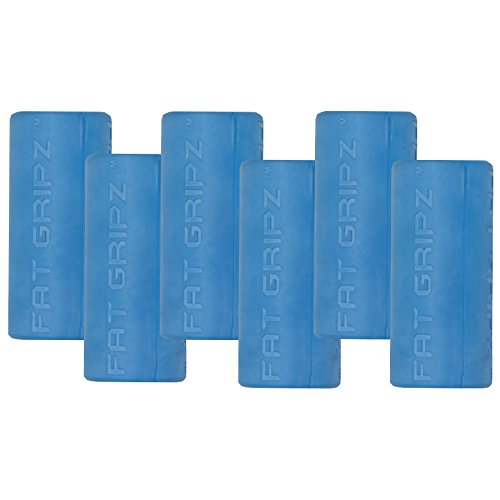Fat Gripz Original Bar Grippers (3 pairs) by Fat Gripz