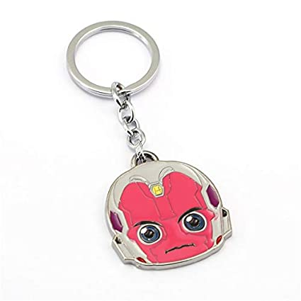 FITIONS - New Cartoon Ant Man Keychain Anime Vision Car ...