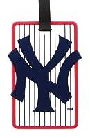 New York Yankees Rubber Bag Tag