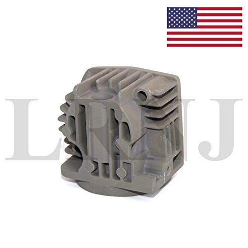 AIR SUSPENSION COMPRESSOR PUMP CYLINDER HEAD FOR VW TOUAREG 2004-2010 COMPRESSOR LRNJQ7