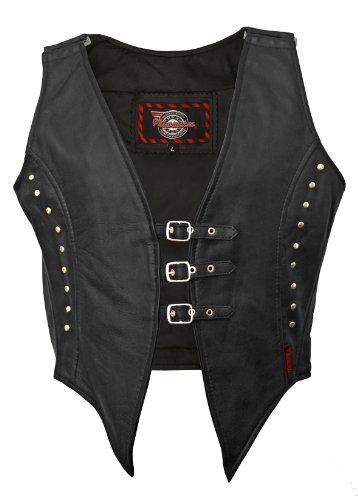 Milwaukee Motorcycle Clothing Company Women's Illusion Ve...