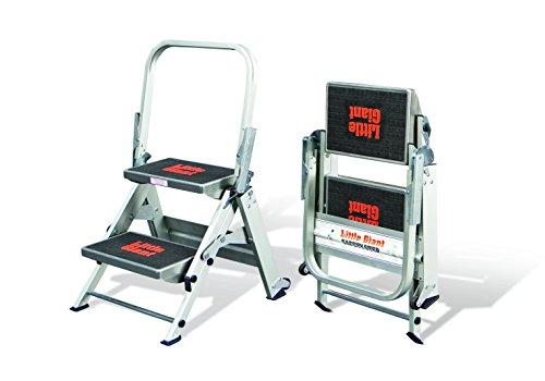 little giant ladder systems 10210ba safety step stepladder
