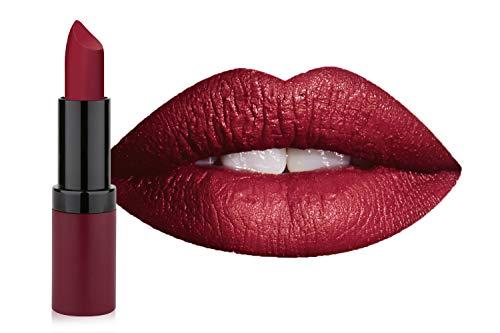- Golden Rose Velvet Matte Lipstick - 34 - Scarlett