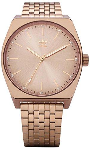 (Adidas Women's Analogue Quartz Watch with Stainless Steel Strap Z02-897-00)