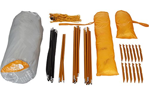 The North Face Summit Series Assault 2 Tent Summit Gold/Asphalt Grey by The North Face (Image #5)