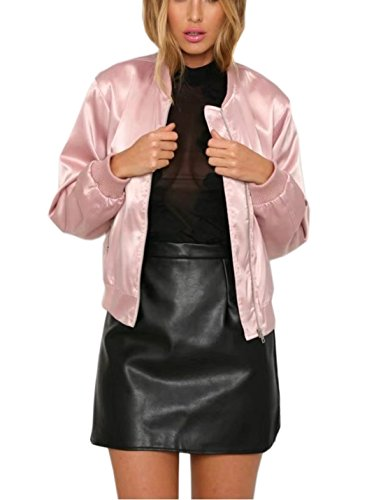 Quilted Satin Coat - 8