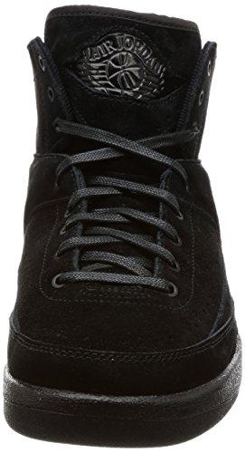 negras de Jordan negras gimnasia para negras Decon hombre 010 2 Nike Air Zapatillas vnqfHdq