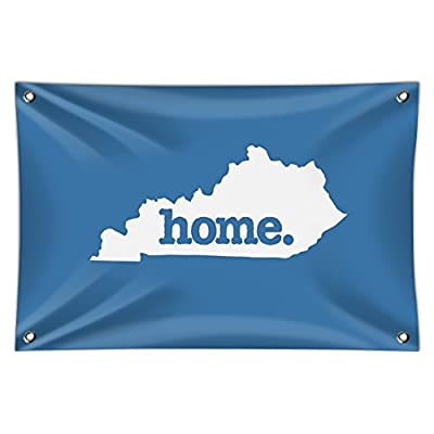 Graphics and More Kentucky KY Home State Solid Denim Blue Officially Licensed Home Business Office Sign