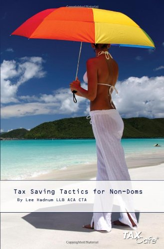 Download Tax Saving Tactics for Non-Doms pdf epub