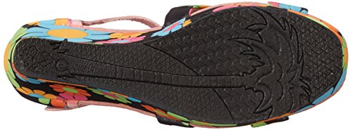 Pump DAWGS Magic Women's Wedge Kaymann Bus Sandal wHCHUqI