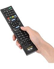 Tosuny universele afstandsbediening, vervangende afstandsbediening voor Sony LCD TV zwart