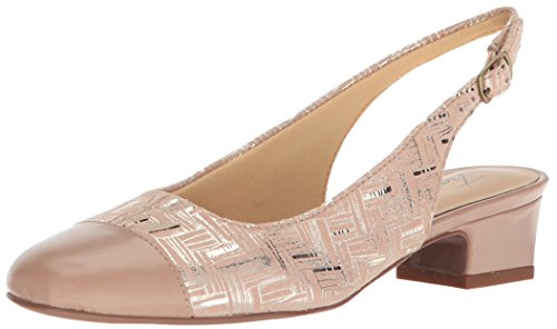 Trotters Women's DEA Ballet Flat Blush 7.0 M US from Trotters