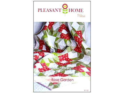 Pleasant Home Rose Garden Quilt Ptrn