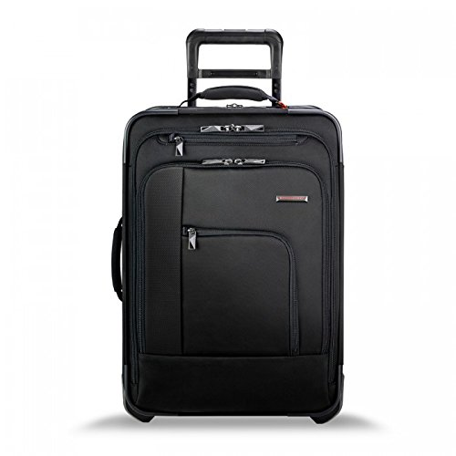 Briggs & Riley Pilot Carry-On, Black, One Size by Briggs & Riley