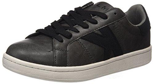 black Assortis Omaha Basses Coloris Sneakers Antracita Noir Homme Winter Kelme gdpAwx8q8