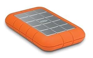 LaCie 301290 250GB Rugged All-Terrain USB 2.0 Portable Hard Disk