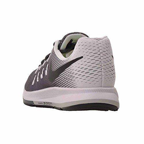 Chaussures Mixte Grey Gris De Entrainement black Nike dark Pegasus white Zoom Wmns 33 gris Air Running Adulte 16zq4wX