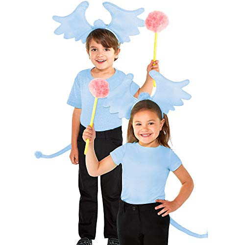Costumes USA Dr. Seuss Horton Costume Accessory Kit -