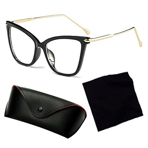 Vintage rétro lunettes hibote Cat Eye lunettes de soleil femmes UV400 C4 lpaUW