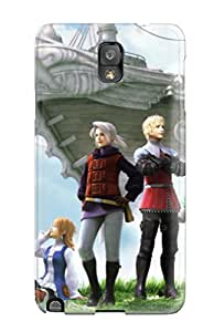 First-class Case Cover For Galaxy Note 3 Dual Protection Cover Final Fantasy 3