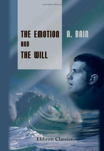 Download The Emotions and the Will PDF