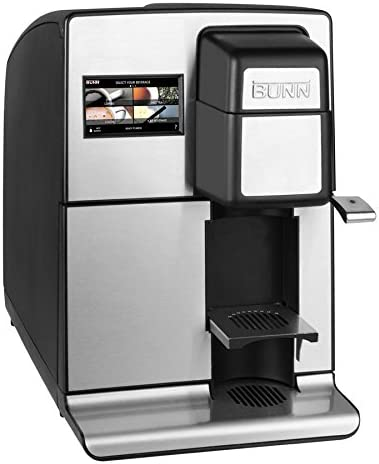 BUNN My Cafe MCO Single Serve Cartridge Commercial Automatic Brewer