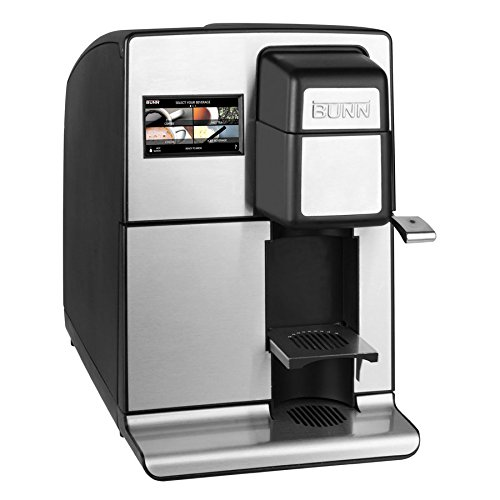 BUNN My Cafe MCO Single Serve Cartridge Commercial Automatic Brewer, Black