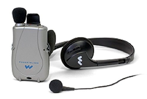 Williams-Sound-PKT-D1-EH-Pocketalker-Ultra-Duo-Pack-Amplifier-with-Single-Mini-Earbud-and-Folding-Headphone