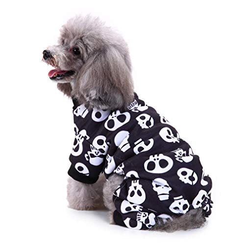Pet Clothes the Halloween Pumpkin Cat Dog Cosplay