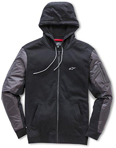 Sweat shirt Noir Alpinestars 53000 1018 Capuche À Homme qZqAEngw