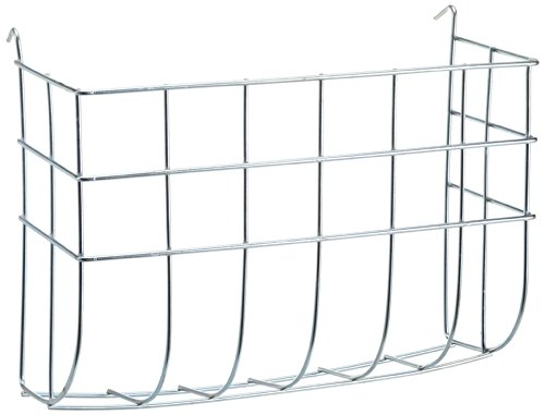 Kerbl Henera de metal 25 x 17 cm, galvanizada, para colgar: Amazon.es: Productos para mascotas