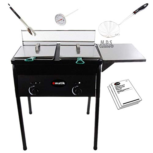 deep fryer tongs - 8
