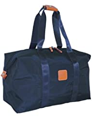 Brics Luggage X-Bag 18 Inch Duffle, Navy, One Size