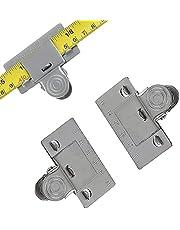 Meetlint clip precisiemeetinstrument voor hoeken draagbaar meetlint helpt je om een nauwkeurige aflezing te krijgen, 2 stuks