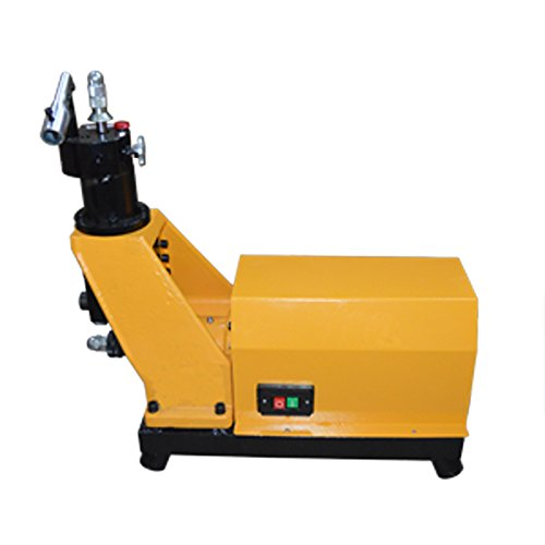 Hydraulic rolling machine steel pipe trenching Grooving Machine 2-8 inch