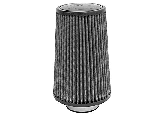 aFe 21-30028 MagnumFlow Universal Clamp-on Air Filter with Pro Dry S