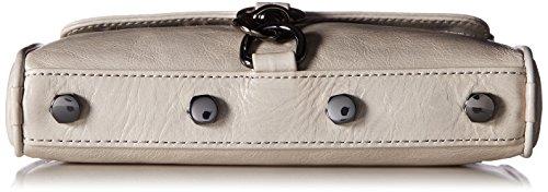 One Body Size Putty Cross Handbag Women's Minkoff Rebecca Mac Mini 0HBq77