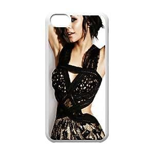 iPhone 5c Cell Phone Case White Vanessa Anne Hudgens Rosnz